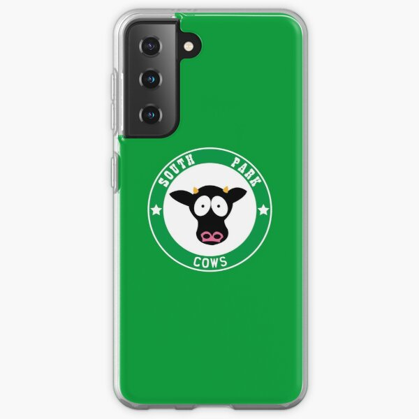 South Park Cows Samsung Galaxy Soft Case