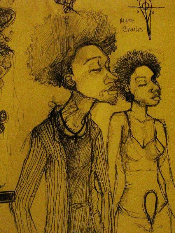 Ankh by Ariel Jackson