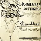 Floopy Head Flyer by Ariel Jackson