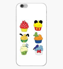 Fab Cupcakes iPhone Case