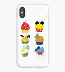 Fab Cupcakes iPhone Case/Skin