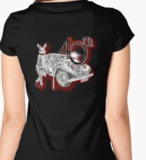 Limo 40 Women's Fitted Scoop T-Shirt