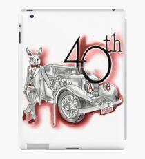 Limo 40 iPad Case/Skin