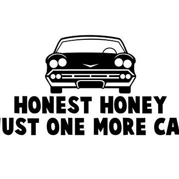 HONEST HONEY JUST ONE MORE CAR by michaelbrucker