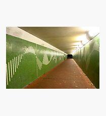 Perth at Night - Crawley Underpass Photographic Print