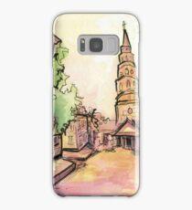 Charleston Streetscape Samsung Galaxy Case/Skin