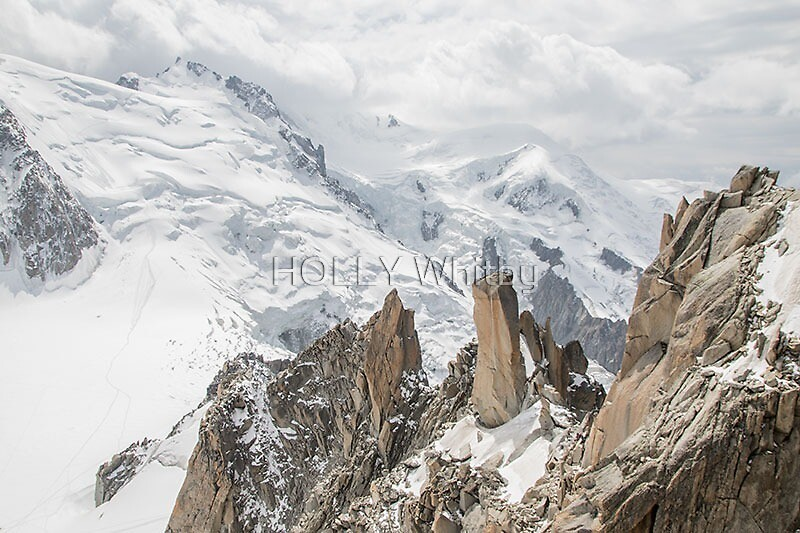 Mont Blanc by Elaine123