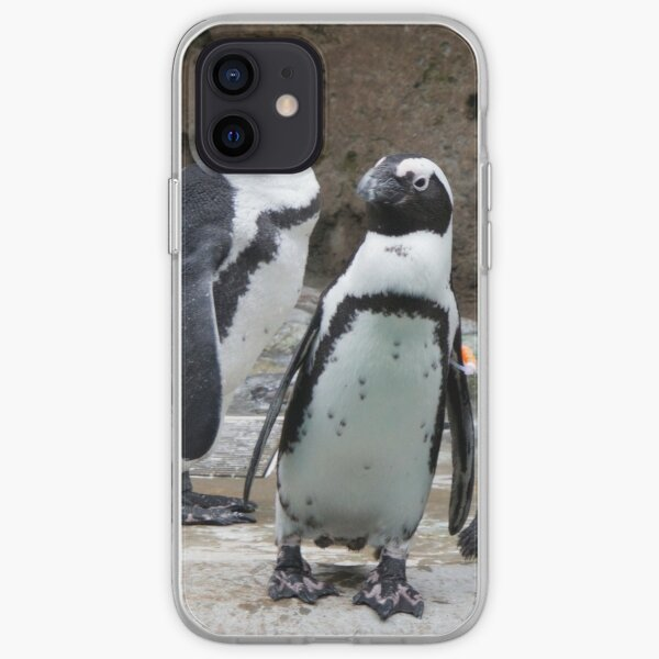 Flightless Foursome iPhone Soft Case