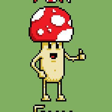fungi by cattopilla