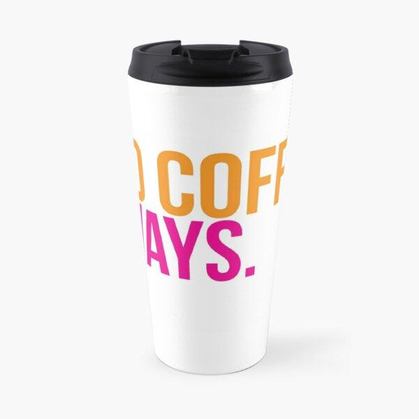café helado Taza de viaje