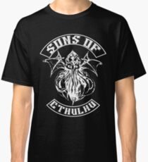 The sons of Cthulhu Classic T-Shirt