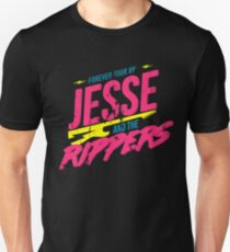 Jesse and the Rippers: Forever Tour 89' Unisex T-Shirt