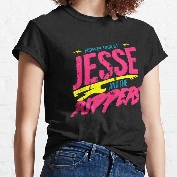 Jesse and the Rippers: Forever Tour 89' Classic T-Shirt