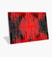 Binary Code Laptop Skin