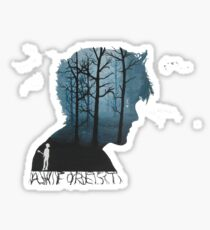The Cure Sticker