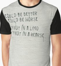 For Better or For Worse Graphic T-Shirt