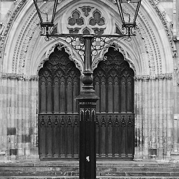 York Minster by purplepolarbear