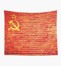 Soviet Union Wall Tapestry