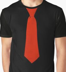 American Idiot Tie Graphic T-Shirt
