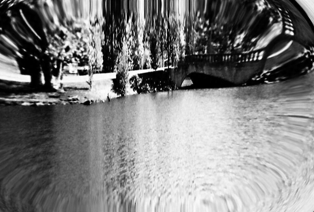 Buhl Park Bridge by Amorous  Requiem