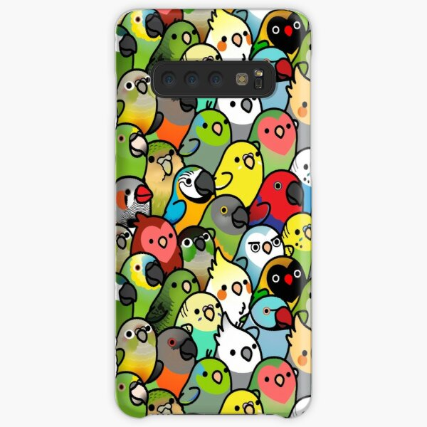 Everybirdy Pattern Samsung Galaxy Snap Case