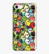 Everybirdy Pattern iPhone Case/Skin
