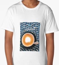 Savannah Coffee Long T-Shirt