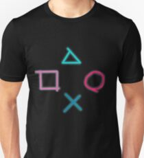 Playstation Button Doodle T-Shirt