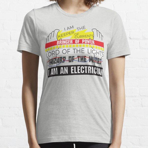 Electrician Gift T Shirt Essential T-Shirt