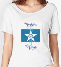 Houston City of Hope Women's Relaxed Fit T-Shirt