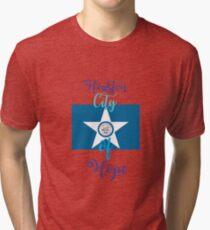 Houston City of Hope Tri-blend T-Shirt