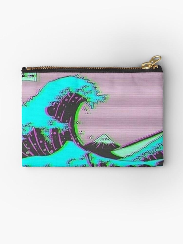 «La gran ola de Vaporwave Kanagawa» de nietr