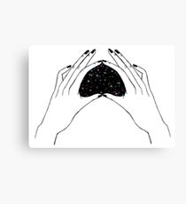 Small Part of the Galaxy Canvas Print