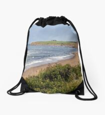 Cape Breton Shores Drawstring Bag