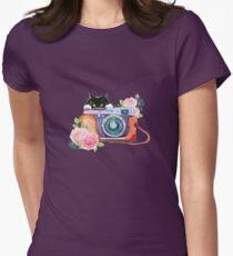Cat Lover Photographer  T-Shirt