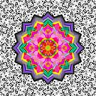 Mandala Craze by danita clark