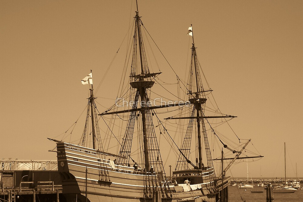 Ship by ChereeCheree