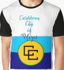 Caribean City of Hope Graphic T-Shirt