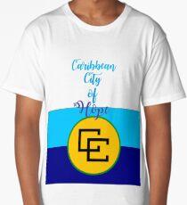 Caribean City of Hope Long T-Shirt