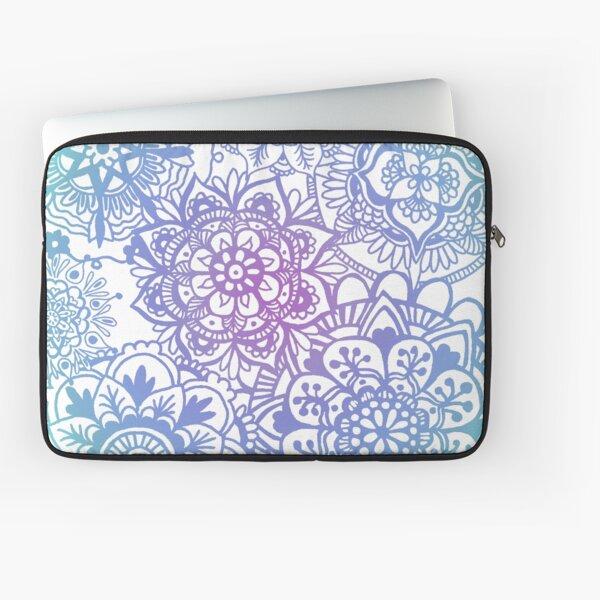 Pastel Mandala Pattern Laptop Sleeve