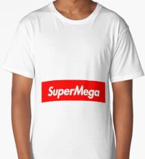 supreme supermega Long T-Shirt