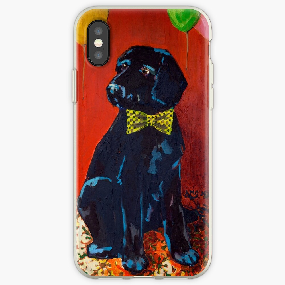 Party Dog iPhone Case & Cover
