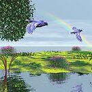 Happiness Isle by Kathy Nairn