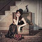 When the Magician's Away by Jennifer Rhoades