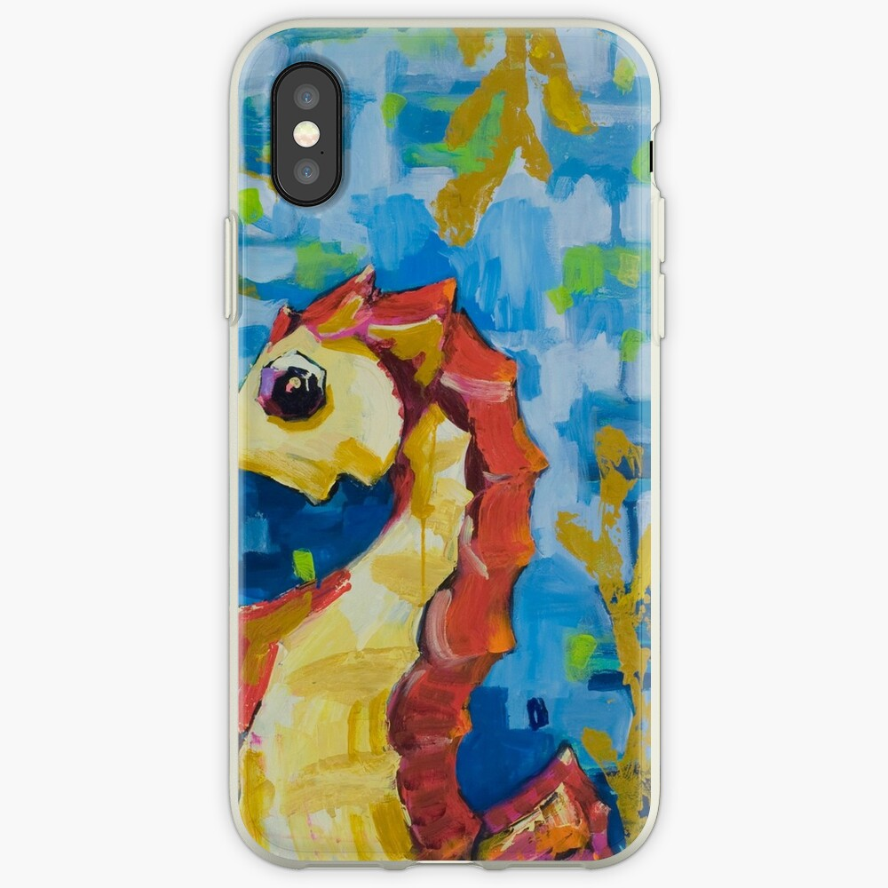 Seahorses iPhone Case & Cover