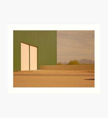 Abstract Arizona Art Print