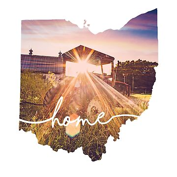Ohio is home...Country Living by LESLIEDYESIGN