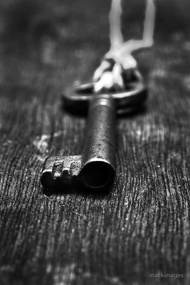 Locked by mackimages