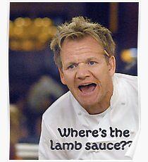 Lamb Sauce? Poster