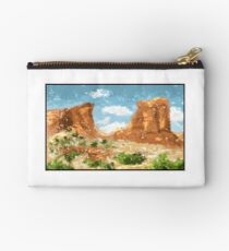 Rock Formations Studio Pouch
